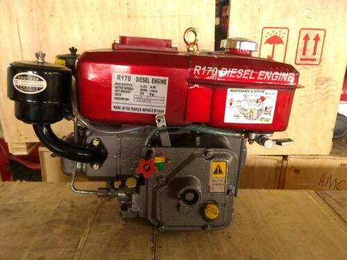 Einzylinder Dieselmotor R 170 M China Kleindiesel