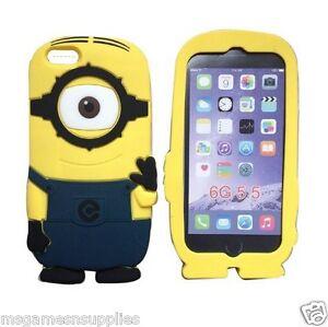 cover iphone 6 minions ebay
