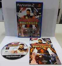 Game Gioco SONY Playstation 2 PS2 Play PAL ITALIANO MACE GRIFFIN - BOUNTY HUNTER