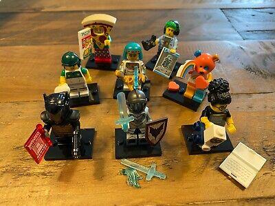 Freie Auswahl LEGO® 71025 Serie 19 Minifiguren RESTPOSTEN Sammelfiguren