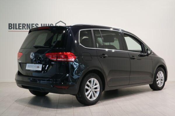 VW Touran 1,6 TDi 110 Highline DSG - billede 1