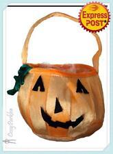 Sexy Pumpkin Princess Handbag Cartoon Character  Halloween Costume Accessories