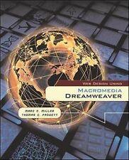 Web Design Using Dreamweaver (Web Developer Series) by Miller, Marc D., Padgett