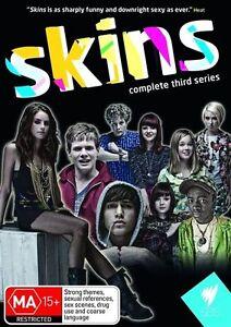 SKINS Complete Series 3  DVD R4
