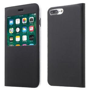 Ver-Folio-funda-protectora-para-Apple-iPhone-7-Plus-5-5-034-Pin-de-entrada-Movil