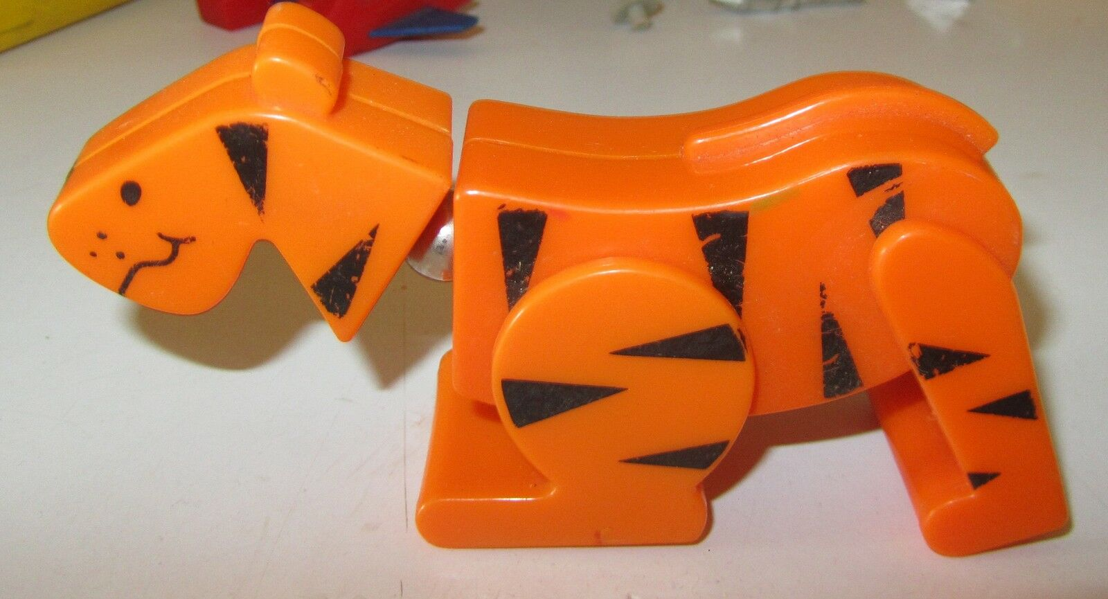 Clicketto Clicketto Clicketto Clicchetto Mego Tigre Magnetico SPESE GRATIS 29c5ce
