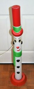 VERY-RARE-EMPIRE-CANDLE-STICK-SNOWMAN-BLOW-MOLD-CHRISTMAS-OUTDOOR-YARD-DISPLAY