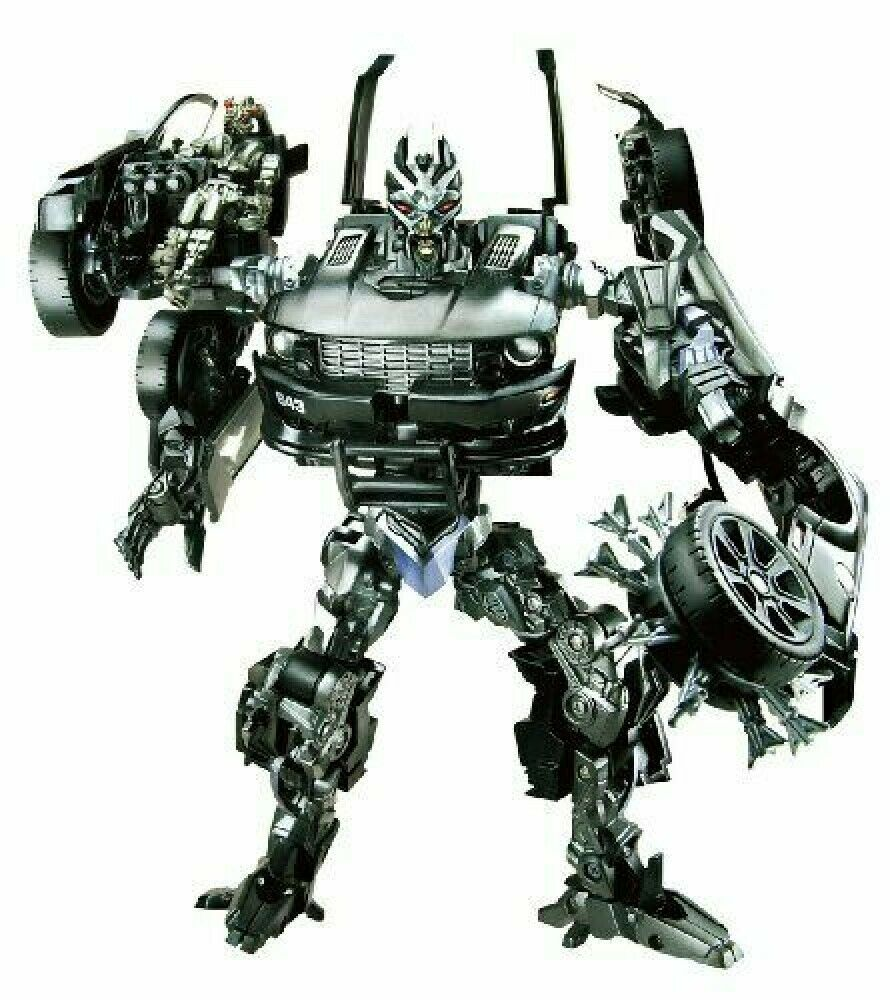 Transformers Movie RD24 Decepticon Barricade & Frenzy Regular Inport