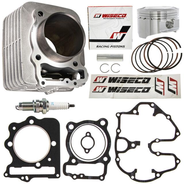 NICHE Cylinder Wiseco Piston 11:1 Compression Gasket for Honda Sportrax TRX400EX