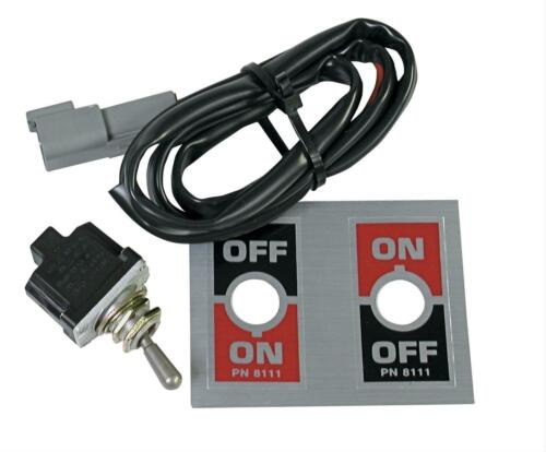 15 amp Each  8111 On // Off Magneto 12V MSD Toggle Switch