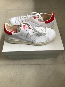 Details zu Adidas Stan Smith OG Primeknit S75147 Herren Schuhe Sneaker versch. Größen