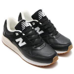 New Balance M530 # M530ATB Black Gum Bottom Men SZ 8, 8.5 | eBay
