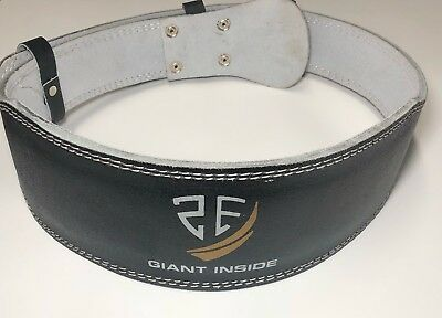 New SNQ-Weight Lifting Belt Back Support Gym Training Power 4/'/'