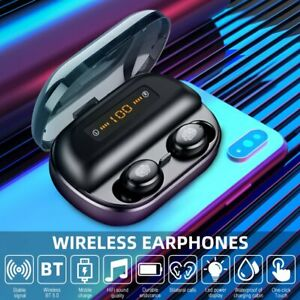 Premium-Grade-TWS-Wireless-Headphones-Bluetooth-5-0-Earbuds-with-Charging-Case