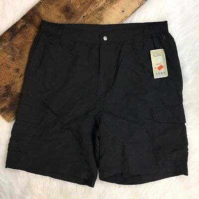 Men's Xl Nylon Shorts Smart 10,000 Feet Above Sea Level Water Resistant Upf 40