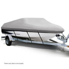 Seamanship 14-16 ft Boat Cover Trailerable Marine Waterproof 600D Heavy Duty