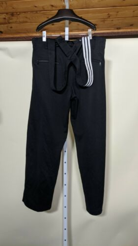 Yohji Yamamoto Y3 Suspender Trouser Track Pants