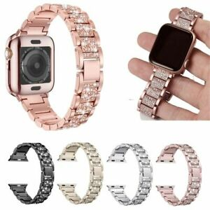 Stainless-Steel-Metal-Band-for-Women-for-Apple-Watch-Series-1-2-3-4-5