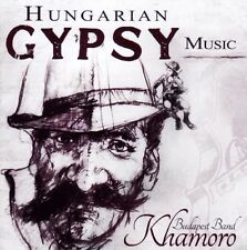 KHAMORO - BUDAPEST BAND / Hungarian Gypsy Music / (1 CD) /NEUF