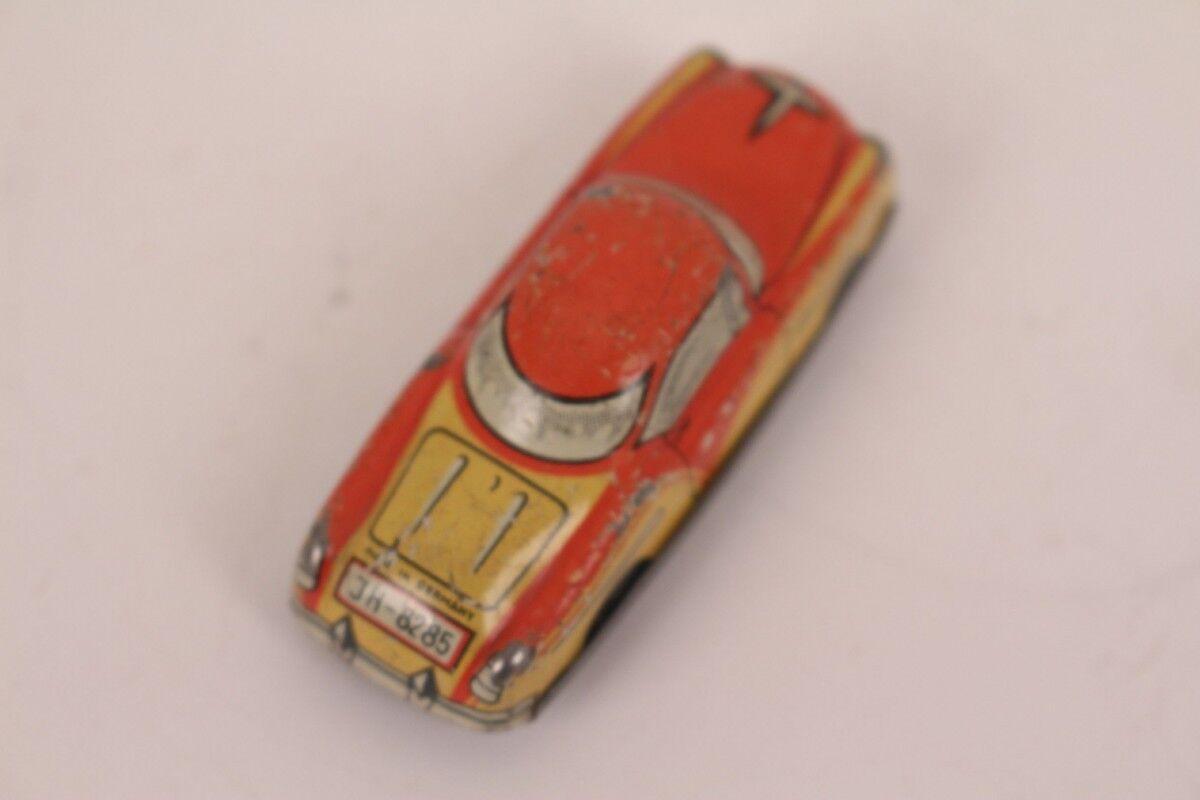 Johann Höfler Tin Car Car JH-8285 Penny Toy Tin Toy Germany