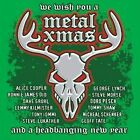 We Wish You a Metal Xmas and a Headbanging New Year by Various Artists (CD, Nov-2011, Armoury Records)