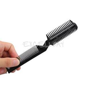Pet-Hair-Trimmer-Comb-2-Razor-Cutting-Cut-for-Dog-Cat-Clean-Love-Pet-New