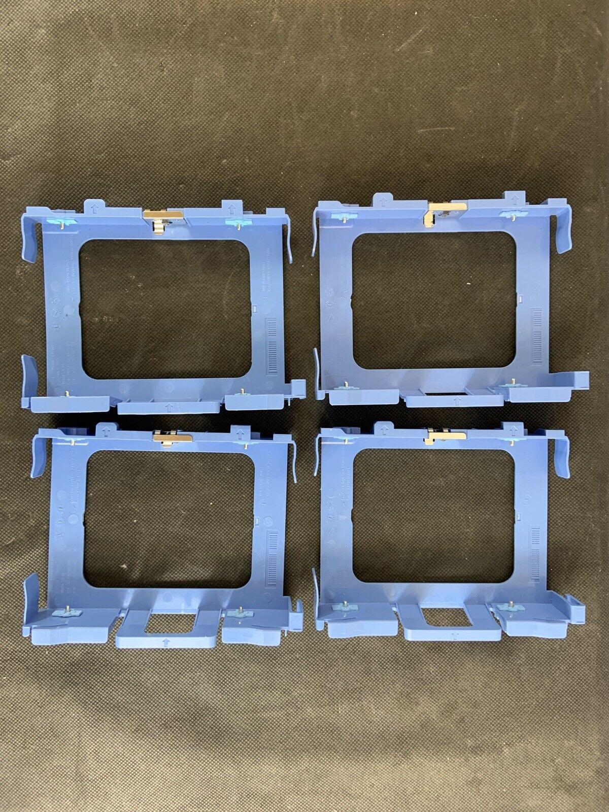 **Lot of 5** Covestro Bayblend FR3010-500197 HDD Caddy Sabic C2950-BL6025