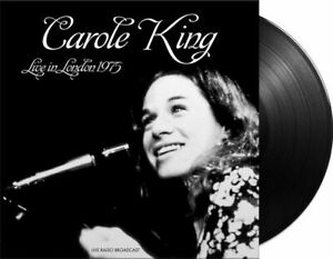 Carole King – Best of Live In London 1975     New  LP  Vinyl  in seal