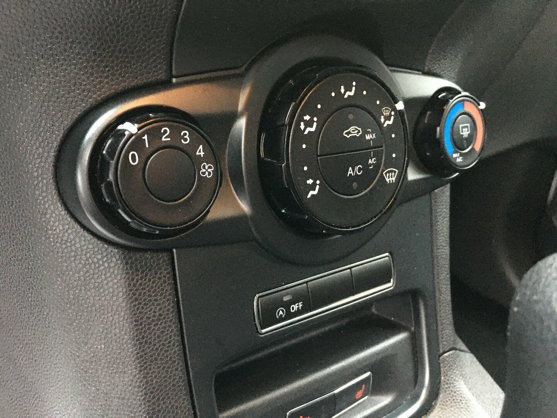 Ford Fiesta 1,5 TDCi 95 Trend ECO Van - billede 10