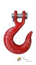 2 14 Slip Hook Clevis Rigging Tow Winch Trailer G70 Crane Wrecker Lift 141
