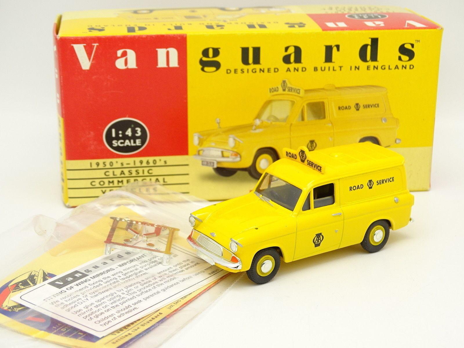 Avanguardie 1 43 - Ford Anglia Van Road Servizio