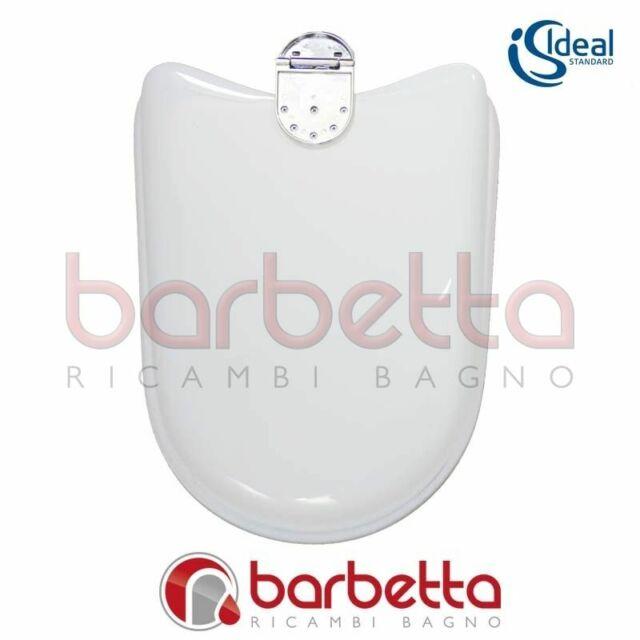 Ideal Standard Diagonal Sedile.Sedile Copriwater Compatibile Ideal Standard Diagonal Bianco T6276tq Acquisti Online Su Ebay