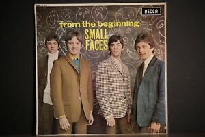 Small Faces Uk Lp From The Beginning 1967 First Mono