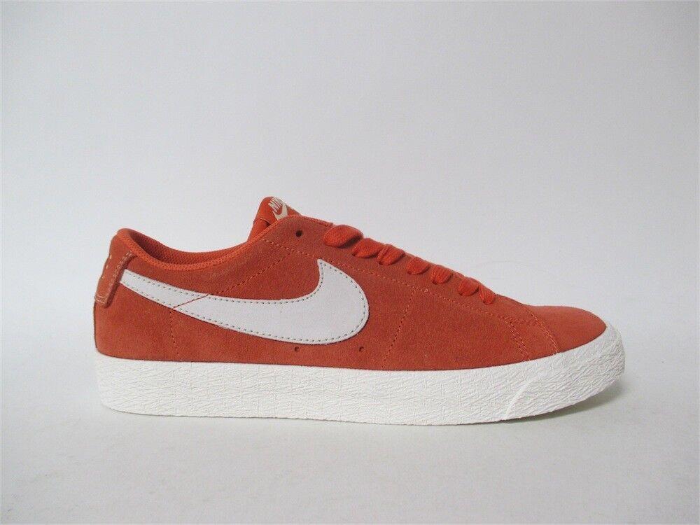 Nike Coral SB Blazer Low Vintage Coral Nike Fossil Sail Sz 10.5 864347-800 9a9073