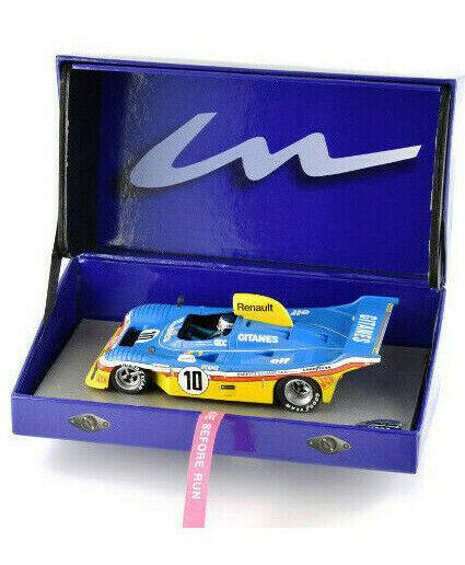 Le Mans Miniatures Mirage Renault GR8 LE MANS 1 32 Slot Car 132073 10M