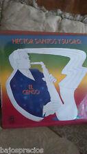 RARE salsa LP Hector Santos & su Orquesta EL CENSO tema de guaguanco EL CACHIMBO