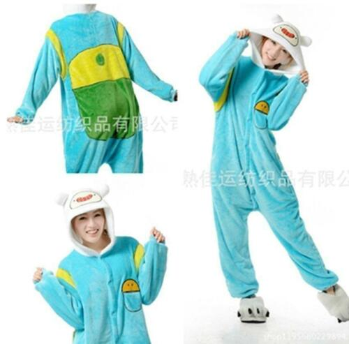 Xmas Unisex Adult Pajamas Kigurumi Cosplay Animal Sleepwear Suit Wholesale