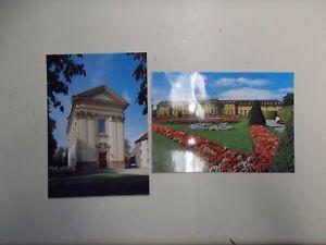 Vintage-Postcards-Postcards-Castle-Ludwigsburg-2-Piece-K-79-32