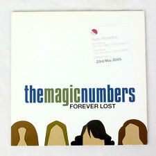 The Magic Numbers - Forever Lost - music cd ep