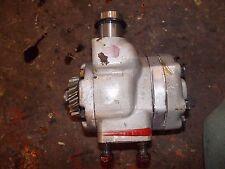 Farmall 504 Utility Ih Tractor Good Working Hydraulic Pump With Drive Gear