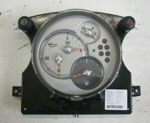 BMW-Mini-R50-R52-R53-Chrono-Confezione-Chronograph-Strumento-Gruppo-Speedo