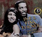 Too Hot To Hold by Ike & Tina Turner/Ike Turner/Tina Turner (CD, Mar-2011, Allegro Corporation (Distributor US)
