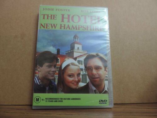1 of 1 - The Hotel New Hampshire (DVD, 2005) new and sealed