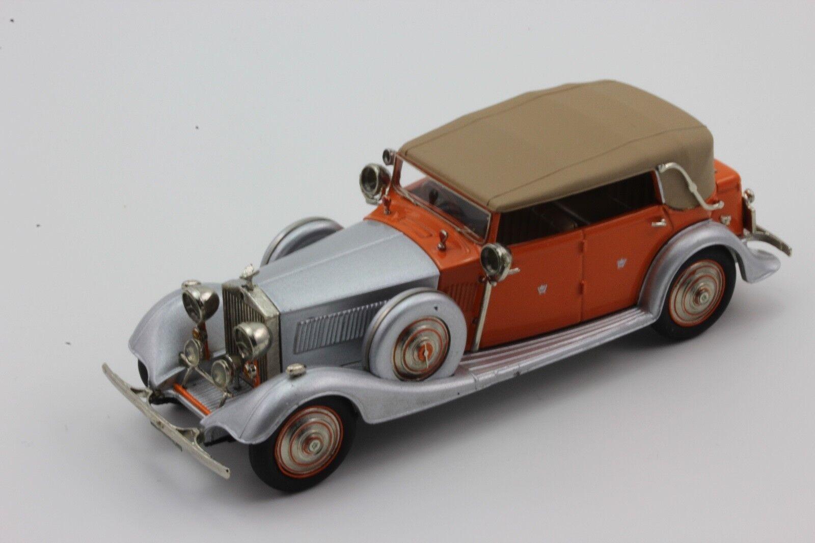 CCC Rolls Royce Phantom II Maharaja of Rajkot 1934 Thrupp & Maberly 1:43 CCC 195