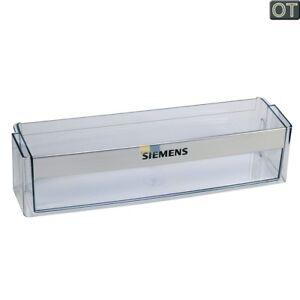 Absteller-Abstellfach-Tuerfach-Kuehlschrank-Tuer-Original-Siemens-00705186