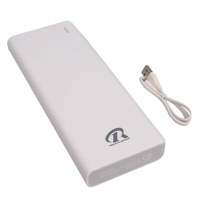 Mighty Power Bank 26,000 mAh 3 USB Ports Portable Mobile phone Tablet Charger