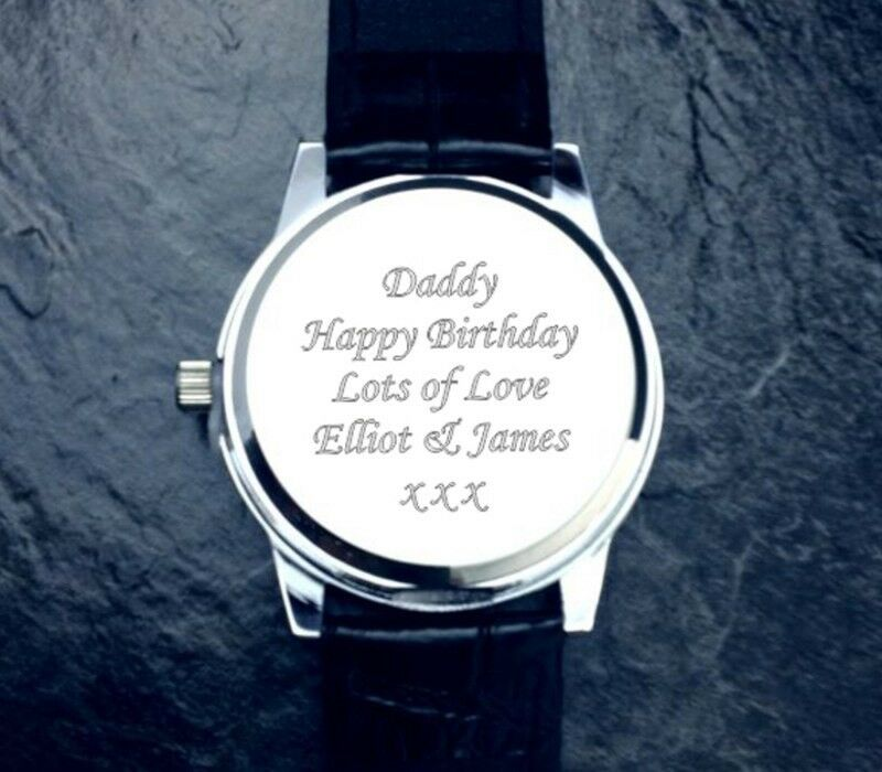 Watches Engraving