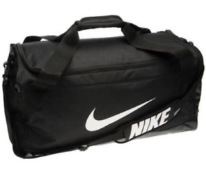7086dcf60705 NIKE NEW MEN S BRASILIA MEDIUM DUFFLE BAG GYM BAG TRAINING UNISEX ...
