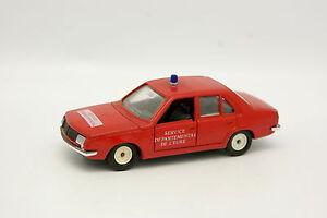 Solido-1-43-Renault-18-Pompiers-de-l-039-Eure