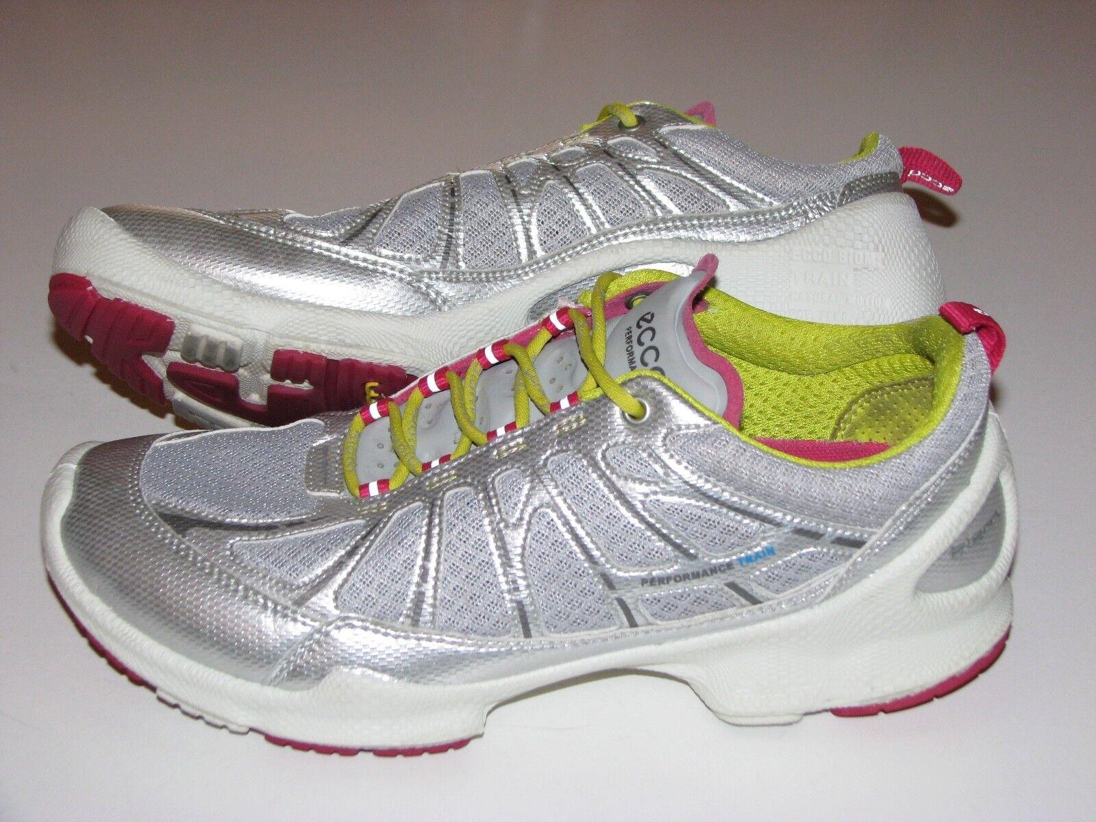Ecco Biom Performance Train Natural Motion shoes sz 8M, 38 Euro